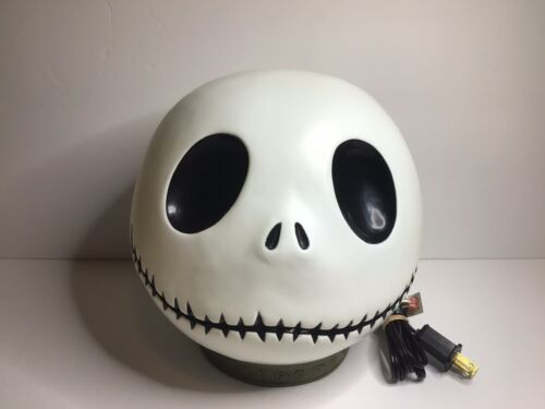 Photo Official Jack Skellington Nightmare Before Christmas Lamp
