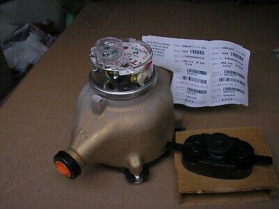 Sensus 34 Sr Bronze Water Meter New W Touch Pad