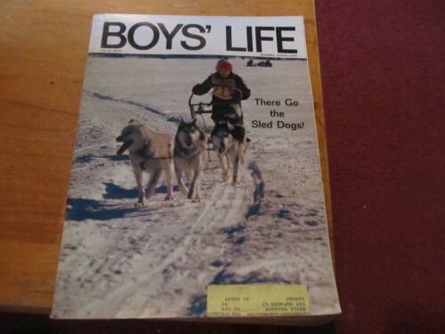 Boys Life Magazine December 1974