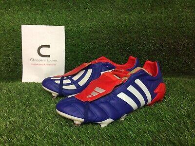Adidas Predator Blue Mania Japan Size UK 10.5 45 EU 11US BNIB EH2958 New