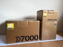 Nikon D7000 w/18-200 VRII Quakers Hill Blacktown Area Preview
