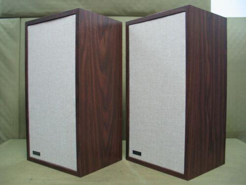 Large Advents Vintage Audiophile Speakers
