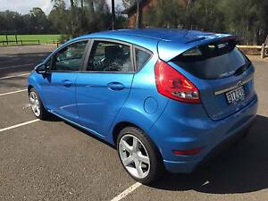 2010 Ford Fiesta, 81 000km, rego expires Jan 2018 Toongabbie Parramatta Area Preview