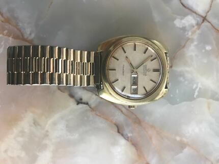 Certina President Automatic 1970's vintage men's watch