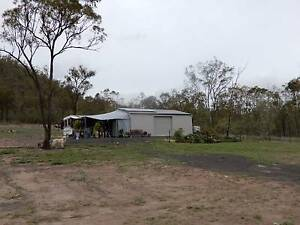 Ready for a tree-change? Live off the grid? 5 Acres,Shed,Solar!! Gayndah North Burnett Area Preview