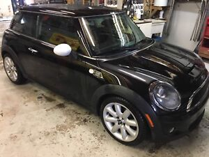 2010 Turbo'd Mini Cooper S - 6 Speed