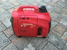 Honda Ex7 Generator Applecross Melville Area Preview