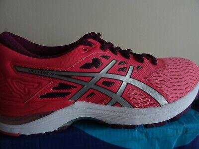 Asics Gel-Flux 5 womens trainers shoes T861N 700 uk 3.5 eu 36...