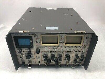 Motorola R-2200ahs Communications Service Monitor