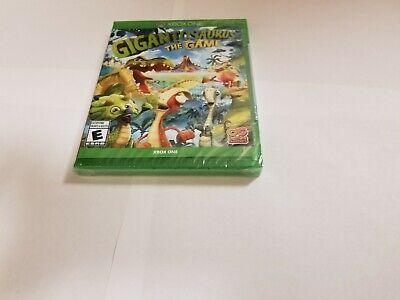 Gigantosaurus The Game - Xbox One new