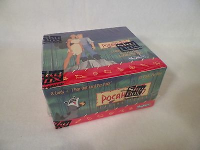Disney Pocahontas Trading Card 36 Unopened Pack Box Skybox