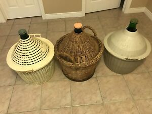 Wine Container - Demijohns