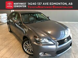 2014 Lexus GS 350 4DR SDN | AWD | Sport | Leather | Nav | Backup