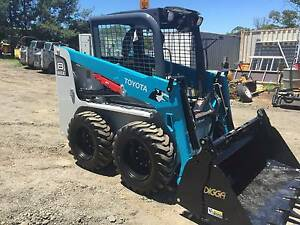 Bobcat Hire-Dry Hire - DIY East Kurrajong Hawkesbury Area Preview