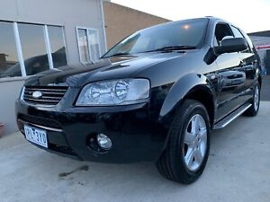 2005 Ford Territory TS Automatic SUV Thomastown Whittlesea Area Preview