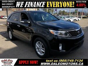 2014 Kia Sorento LX|AWD|HEATED SEATS|PARKING SENSORS