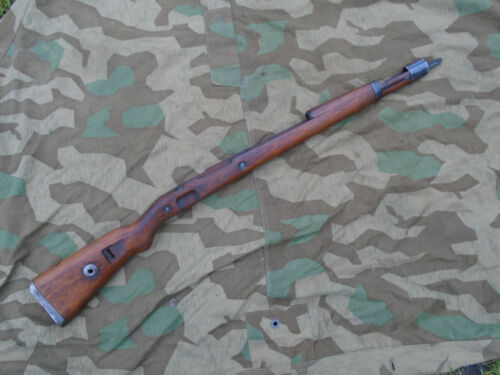 98k Wehrmacht Stock Kriegsmodel K98 ( No US Shipping only in Europe !) Mauser 98