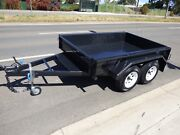TANDEM 8X5 HEAVY DUTY BRAKED  BOX TRAILER $2290 AUSTRALIAN MADE Morphett Vale Morphett Vale Area Preview