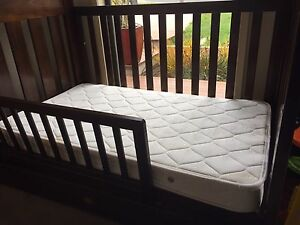 Boori cot and mattress Midway Point Sorell Area Preview