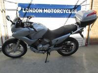 Honda Varadero 125 2008 18K Miles, FSH, Just had a £400 service, Topbox+Race can