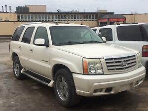 2003 Cadillac Escalade  ~ SAFETIED AND READY TO GO!!