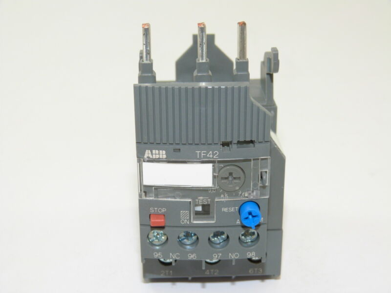 ABB TF42-10 Thermal Overload Relay 7.6-10a NEW 1yr Warranty