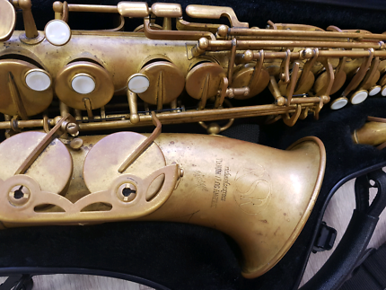 RSR Vintage alto saxophone