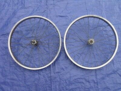 TWO 20x1-3//4 S-7  White wall Bicycle Tires for vintage Schwinn stingray bike
