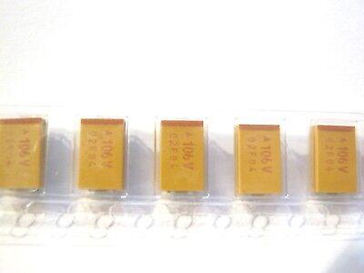 2220 47nF 1000V SMD X7R AVX 10 Stück 20/% 2220AC473MAT1A 1KV Kondensator