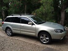 2004 Subaru Outback Dickson North Canberra Preview