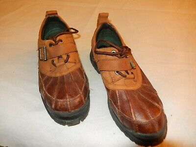 The original graphite jeans Wear shoes mens leather size 10-m