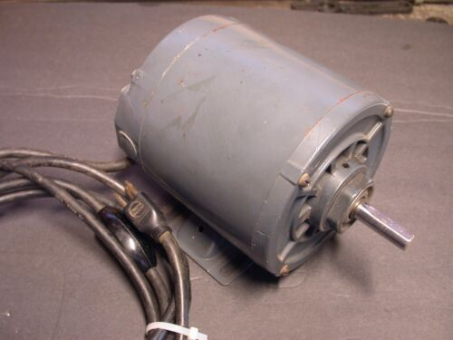 WESTINGHOUSE 1/4HP MOTOR FOR SOUTH BEND LOGAN CRAFTSMAN LATHES