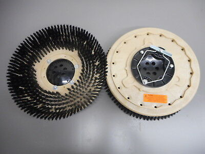 Set 2 Tennant 399244 T5 Nobles Ss5 16 Floor Scrubber Poly Brushes .028