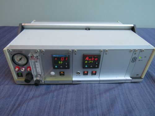 """Wave  Bioreactor 19"""" rack with CO2 Controller Heater and Gas pump GUARANTEED"""
