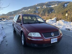 2004 Volkswagen Passat for sale 3000$