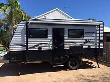 2015 Universal Off-road Caravan with all the mod cons Broome Broome City Preview