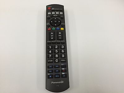 NEW!!! PANASONIC N2QAYB000100 TV REMOTE CONTROL