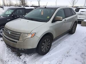 2007 Ford Edge Limited Leather panoramic roofs navigation $5958