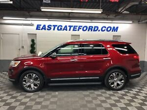 2018 Ford Explorer Platinum Exec Unit **COSTCO**