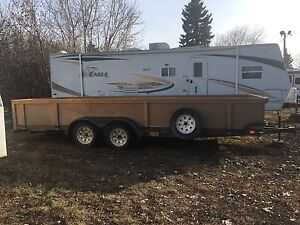 Utility trailer for sale or to trade for enclosed trailer