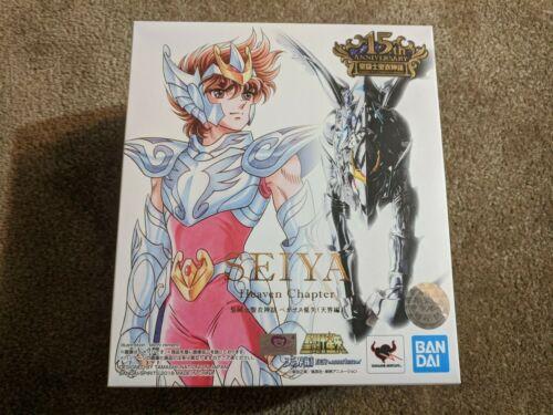 Saint Cloth Myth Pegasus Seiya Heaven Chapter 15th Anniversary version BANDAI US
