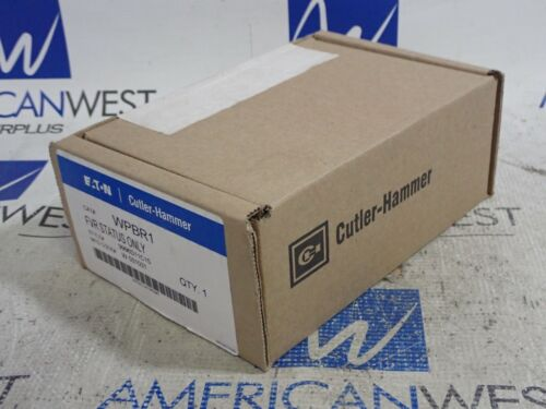 NEW EATON Cutler Hammer Control Module WPBR1 9996D11C15 FVR Status Only SEALED