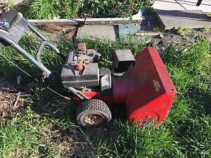 Snow blower to trader or sell