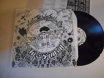 LP Punk The Worsts - Understandin' (10 Song) DISGRACELAND /