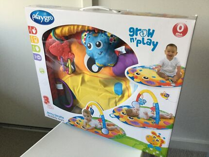 Playgro Jerry Giraffe Activity Gym