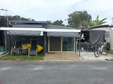 On Site Semi- Permanent Caravan  Manning Point Mitchells Island Greater Taree Area Preview