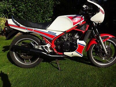 Yamaha rd 350 lc yovs. 1983