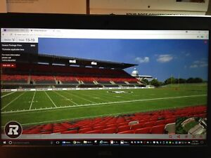 2017 Grey Cup Tickets - Lower South Side