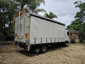 Good Condition 6 tonne Truck for sale (8 Pallets) with Tail lift Kewdale Belmont Area Preview
