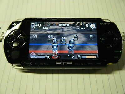 Sony PlayStation Portable PSP-1001 - 1GB Memory Card - Charger - 1 game - Tested